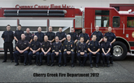 Cherry Creek Fire Department